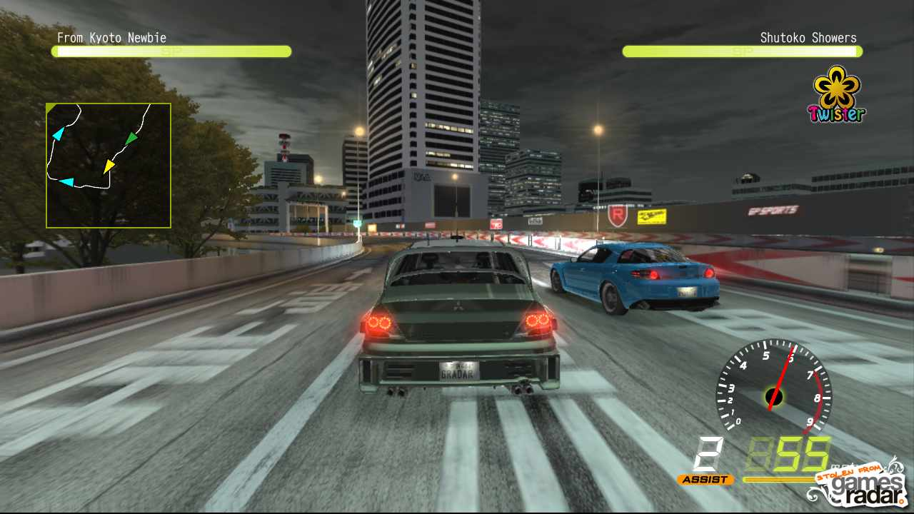 tuner challenge   any other games with a similar racing mechanic