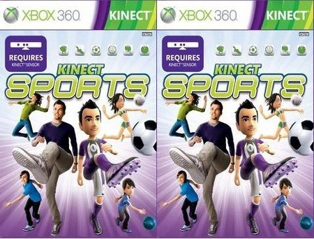 KINECT SPORTS (KINECT) - XBOX360 - Imagen 362636