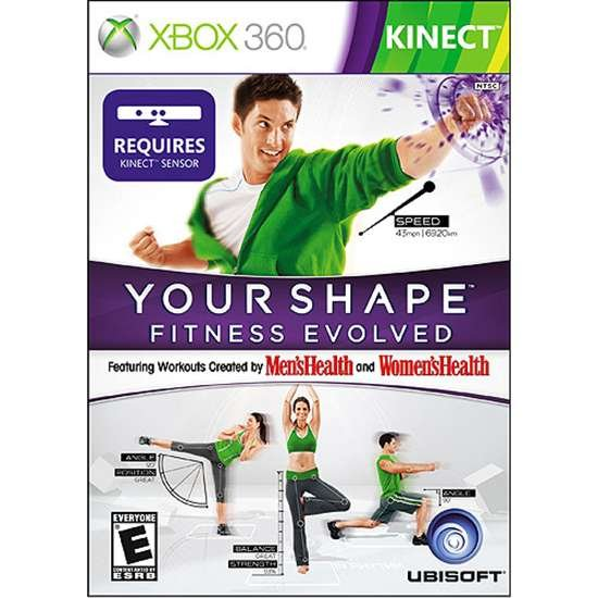 YOUR SHAPE: FITNESS EVOLVED (KINECT) - XBOX360 - Imagen 371147