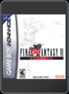 GBA - FINAL FANTASY VI ADVANCE