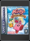 GBA - KIRBY AND THE AMAZING MIRROR