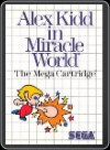 MS - Alex Kidd in Miracle World