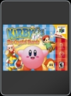 N64 - KIRBY 64 THE CRYSTAL SHARDS