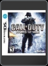 NDS - CALL OF DUTY : WORLD AT WAR