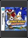 NDS - SONIC RUSH ADVENTURE
