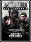 PC - Battlefield Bad Company 2 - PACK (Grupos de Acciones Especiales)