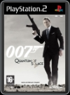PS2 - 007: QUANTUM OF SOLACE