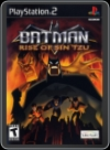 PS2 - BATMAN: RISE OF SIN TZU