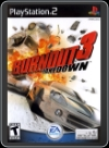 PS2 - BURNOUT 3: TAKEDOWN