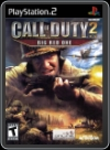 PS2 - CALL OF DUTY 2: BIG RED ONE