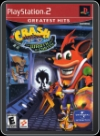 PS2 - CRASH BANDICOOT: LA VENGANZA DE CORTEX