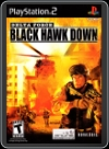 PS2 - DELTA FORCE: BLACK HAWK DOWN