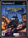 PS2 - DESTRUCTION DERBY ARENAS