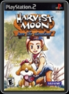 PS2 - HARVEST MOON