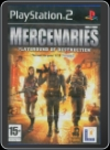 PS2 - MERCENARIOS: EL ARTE DE LA DESTRUCCION