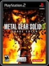 PS2 - METAL GEAR SOLID 3: SNAKE EATER