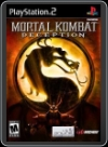 PS2 - Mortal Kombat Deception