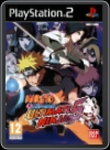 PS2 - Naruto Shippuden: Ultimate Ninja 5