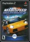 PS2 - NEED F. SPEED HOT PURSUIT 2