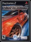 PS2 - NEED FOR SPEED: UNDERGROUND