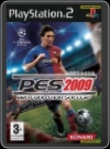 PS2 - PRO EVOLUTION SOCCER 2009