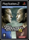 PS2 - PRO EVOLUTION SOCCER 5
