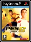 PS2 - PRO EVOLUTION SOCCER 6