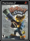 PS2 - RATCHET & CLANK