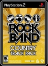 PS2 - ROCK BAND COUNTRY TRACK PACK