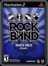 PS2 - ROCK BAND TRACK PACK VOL. 1