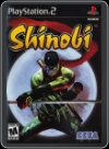 PS2 - SHINOBI