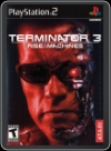 PS2 - TERMINATOR 3: RISE MACHINES