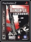 PS2 - TOM CLANCYS RAINBOW SIX: LOCKDOWN