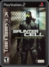 PS2 - Tom Clancys Splinter Cell
