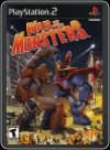 PS2 - WAR OF THE MONSTERS