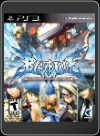 PS3 - BLAZBLUE: CONTINUUM SHIFT
