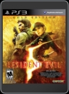 PS3 - RESIDENT EVIL 5 GOLD EDITION (MOVE)