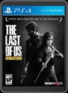 PS4 - The Last of Us Remastered