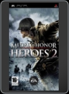 PSP - MEDAL OF HONOR HEROES 2