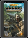 PSP - SOCOM: US NAVY SEALS FIRETEAM BRAVO + HEAD SET