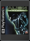 PSX - ALIEN RESURRECTION