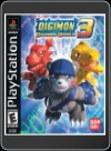 PSX - Digimon World 3