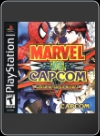 PSX - Marvel Vs. Capcom: Clash of Super Heroes