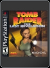 PSX - TOMB RAIDER THE LAST REVELATION