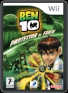 WII - BEN 10: PROTECTOR OF EARTH
