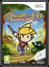 WII - DRAWN TO LIFE: REINVENTA TU MUNDO
