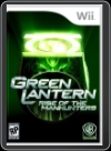 WII - GREEN LANTERN (LINTERNA VERDE):RISE OF THE MANHUNTERS