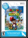 WII - MARIO POWER TENNIS (NEW PLAY CONTROL!)