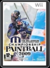 WII - MILLENNIUM SERIES CHAMPIONSHIP PAINTBALL 2009