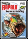 WII - RAPALA TOURNAMENT FISHING